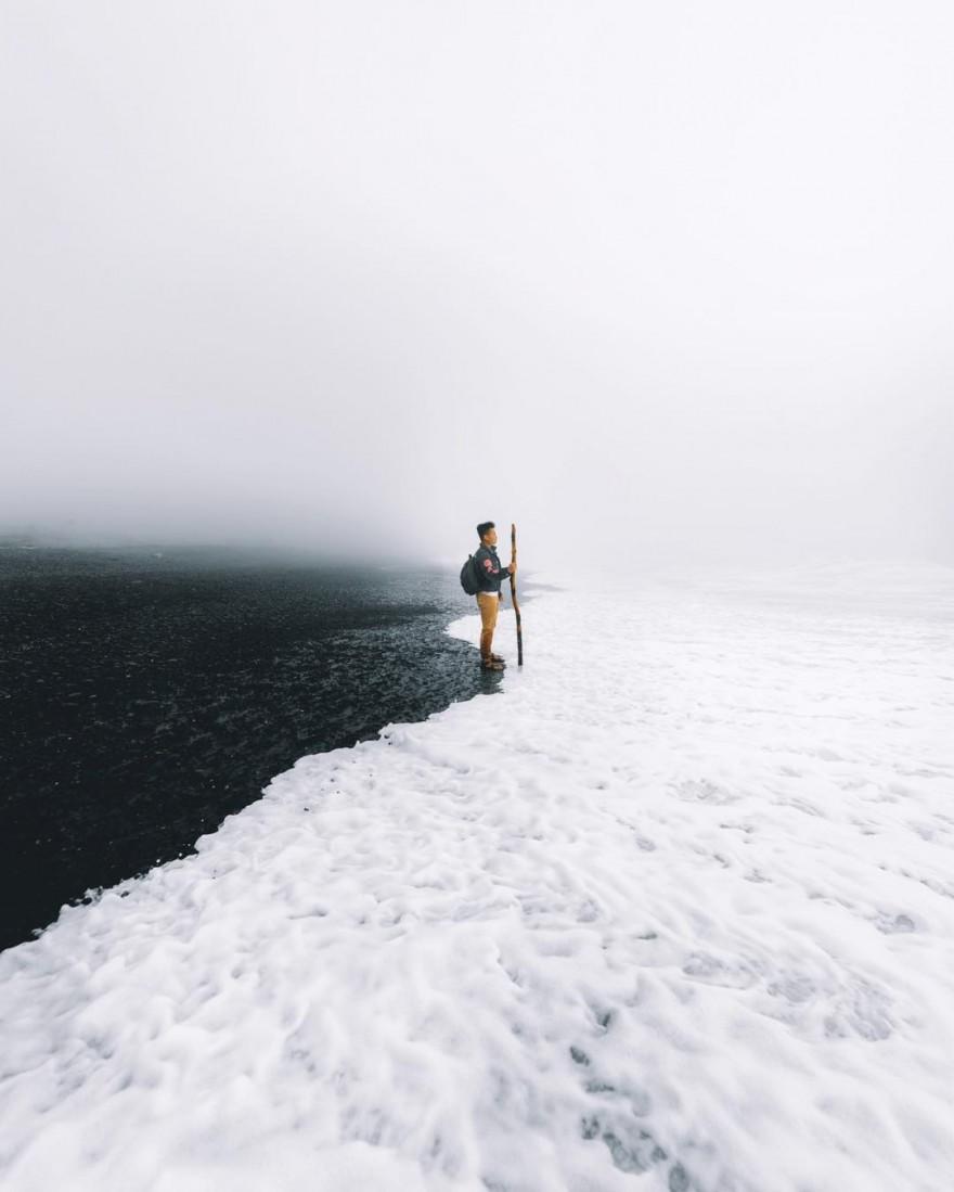 Увлекательные приключенческие снимки Энди Ву