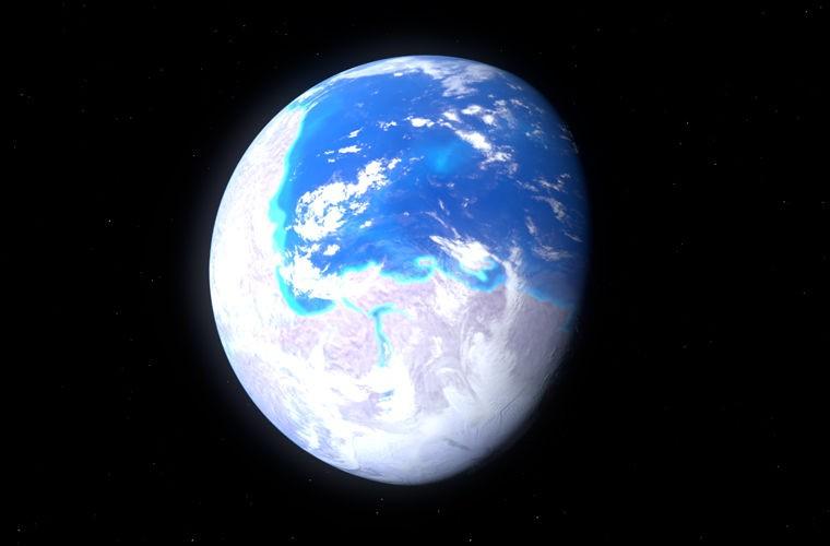 Как менялся облик нашей планеты за все время ее существования