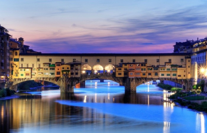 Дома-мосты из разных уголков планеты