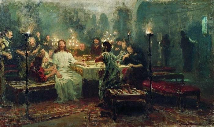 Странности великого художника Ильи Репина