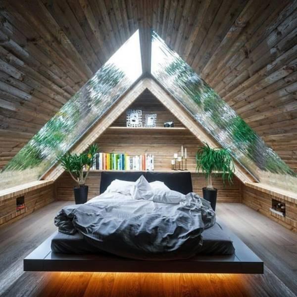 Уютные места, в которых хотелось бы непременно побывать (21 фото)