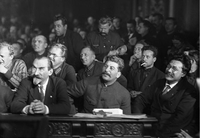 Из истории: поездка Сталина в Сибирь