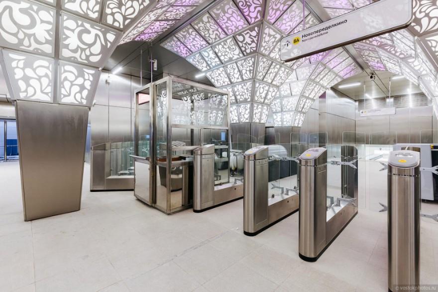 Как выглядят новые станции московского метро