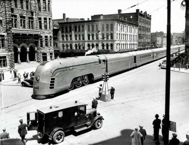 Интересные исторические фотографии (24 фото)