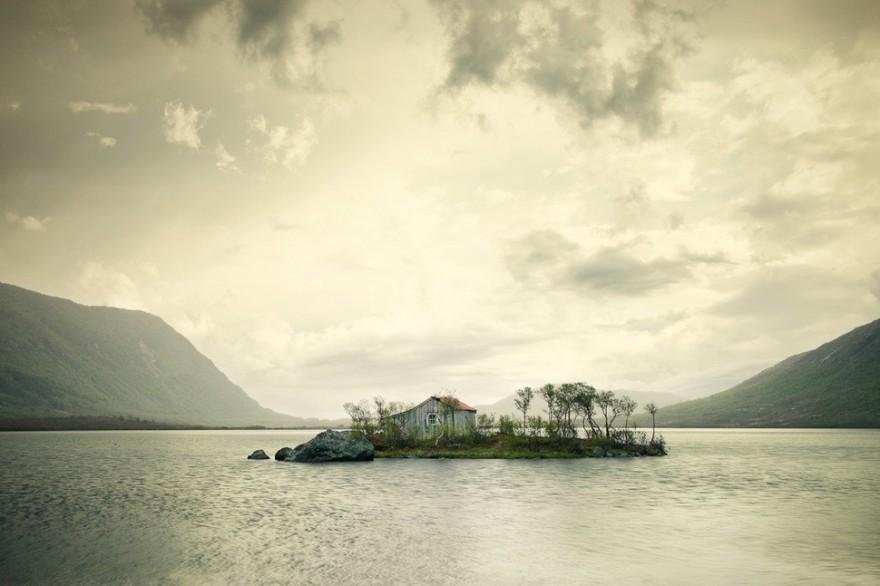 Дома для уединения вдали от цивилизации