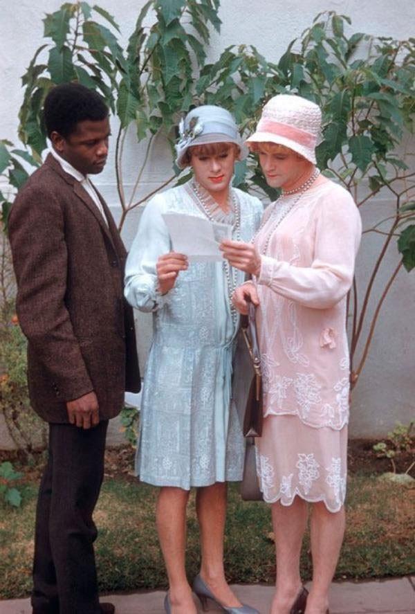 Почему фильм «В джазе только девушки» сделали черно-белым