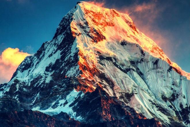Гималаи с 6000 метров