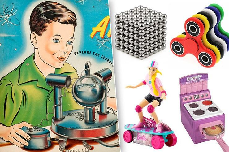 Внимание! Самые опасные детские игрушки