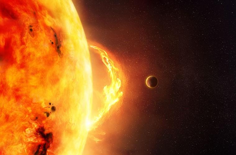 Что произойдет с нашей планетой за 5 млрд лет