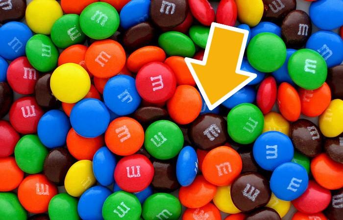 Интересные факты о конфетах M&M'S