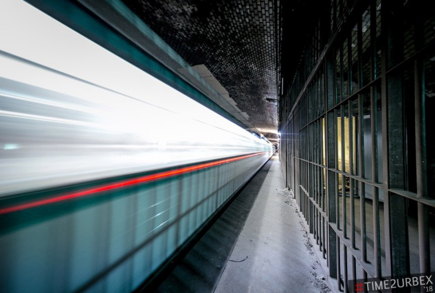 Призрачные станции Парижского метро