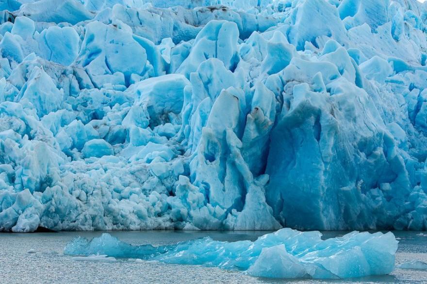 Ледник Грей в Патагонии