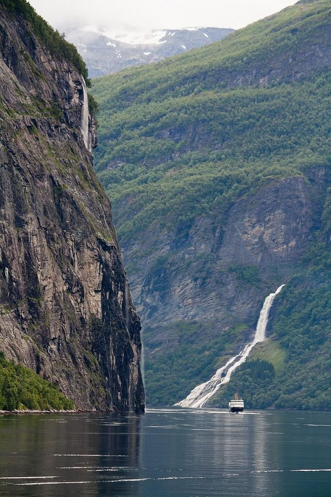 Невероятная Норвегия в фотографиях