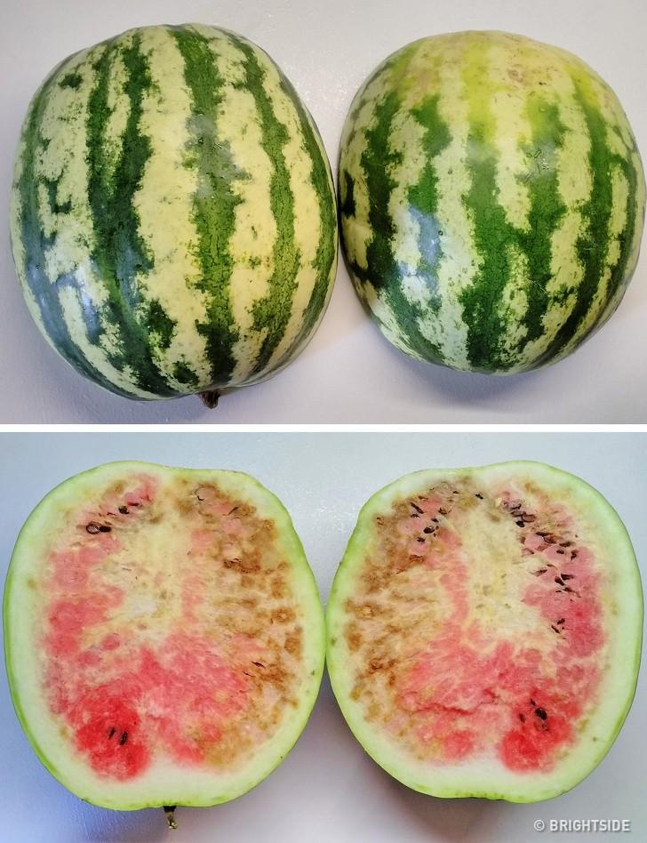 Правила выбора арбуза без нитратов
