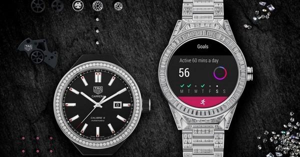 Самые дорогие смарт-часы в мире