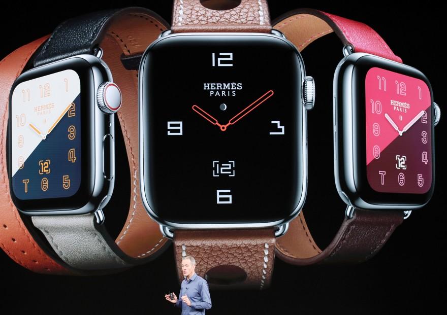 Прошедшая презентация Apple