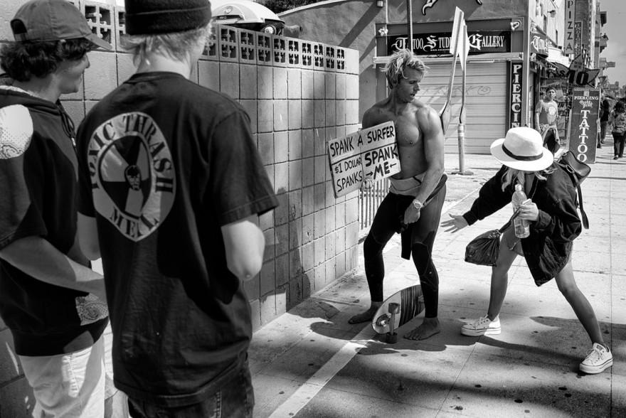 Лос-анджелесская «Венеция»