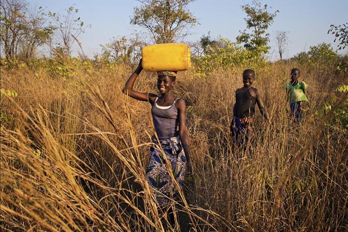 Наталья из Мозамбика: 15-летняя девушка-президент