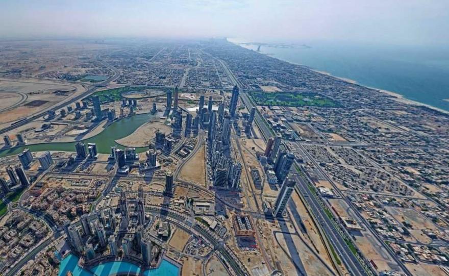 Виды из самых высоких зданий