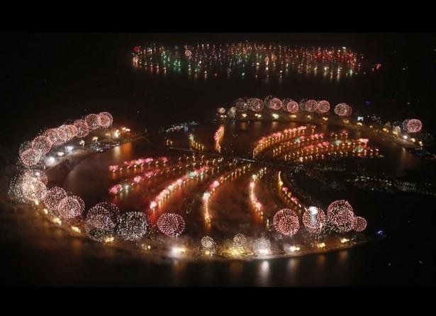 6 грандиозных фейерверков из разных стран