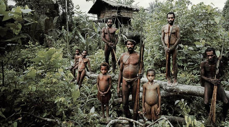 Не тронутые цивилизацией территории нашей планеты