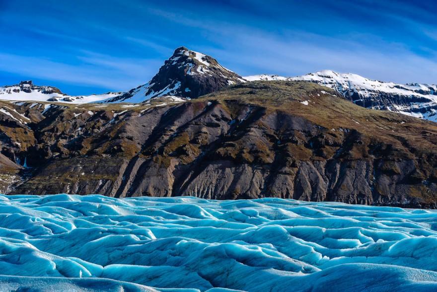 Любопытные факты про лед