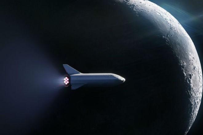 SpaceX выбрал первого космического туриста