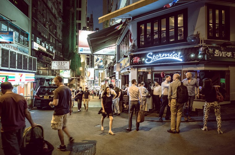 Мифы о Гонконге