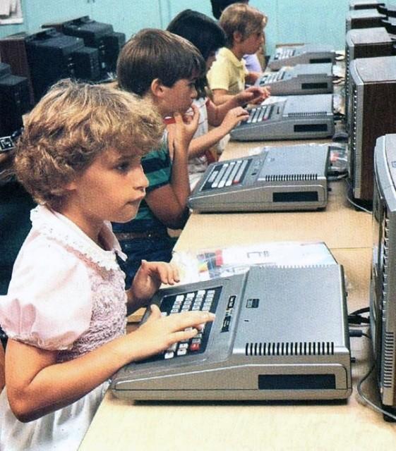 Детские секции и кружки в Советском Союзе (20 фото)