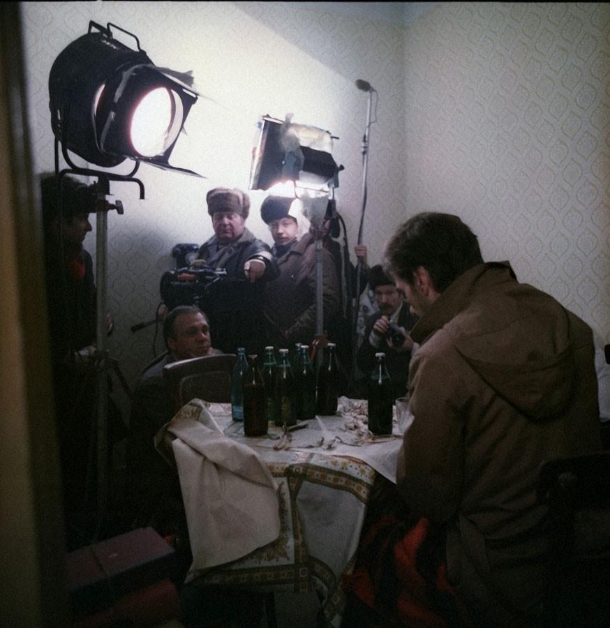 Как создавали фильм «Москва слезам не верит»