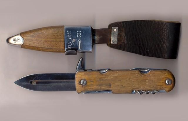 История «швейцарского» ножа, выпущенного в СССР (5 фото)