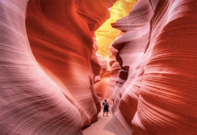 Прогулка по красивейшему каньону мира