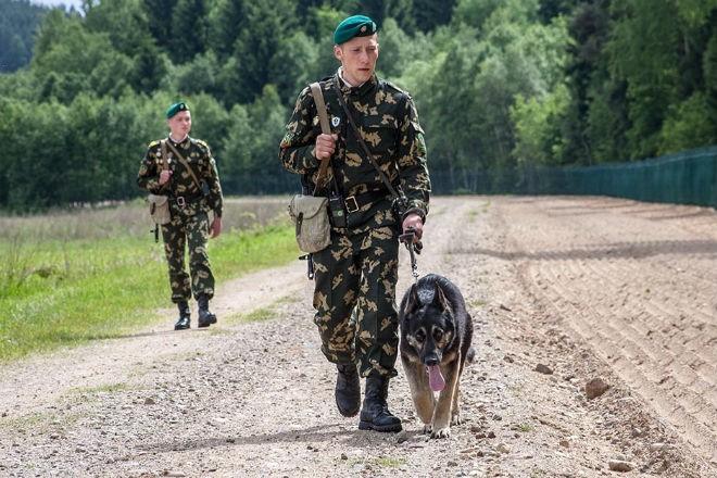 На страже границ России