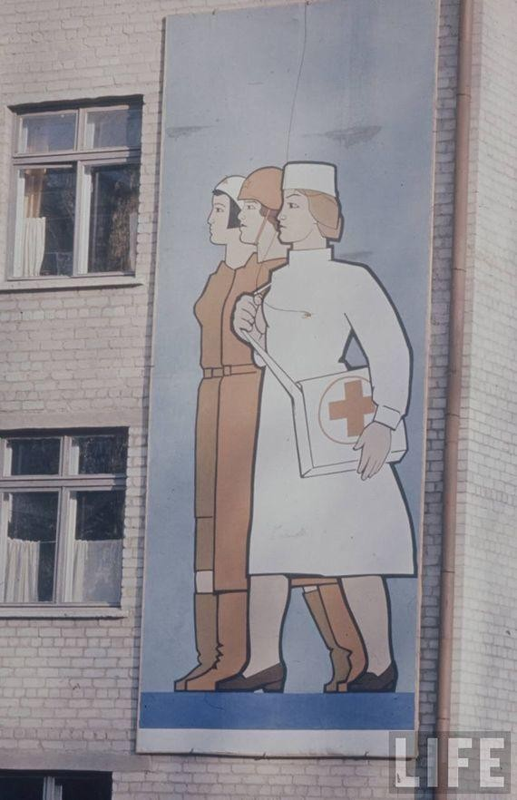 Медицина в СССР