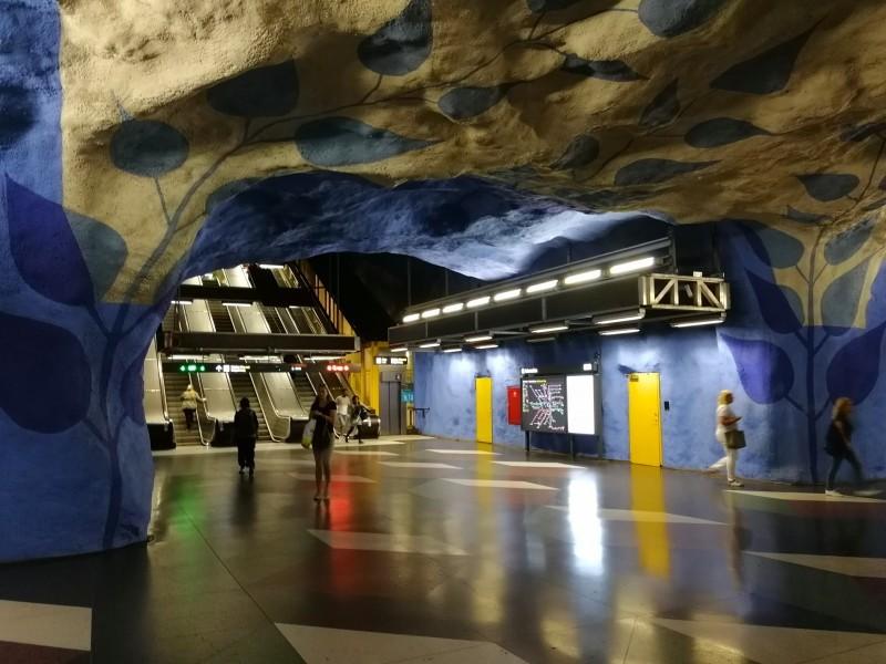 Самая дорогая подземка в мире