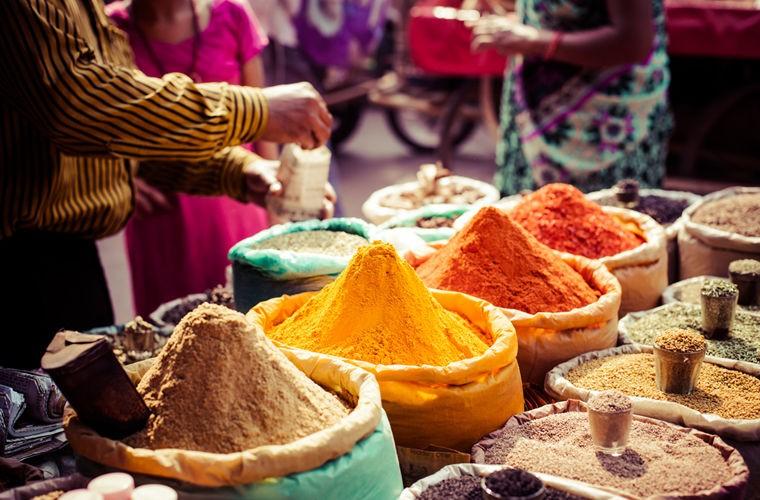 Кулинарные традиции Индии