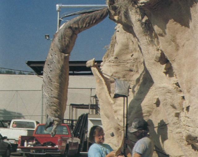 Кадры со съемочной площадки фильма «Дрожь земли» (21 фото)