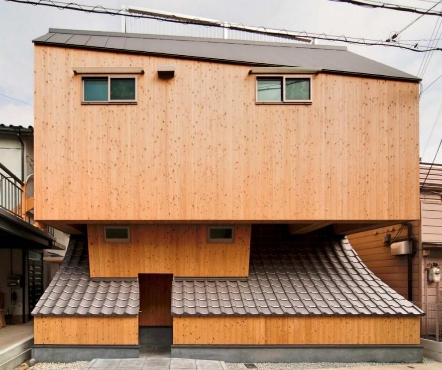 Дом Улей в Японии