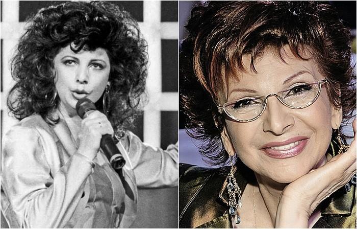 Советские певицы тогда и сейчас
