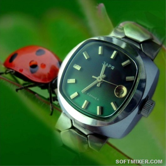 Самые лучшие советские часы