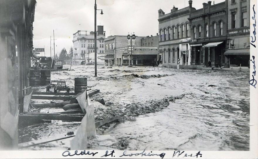 Самые страшные наводнения