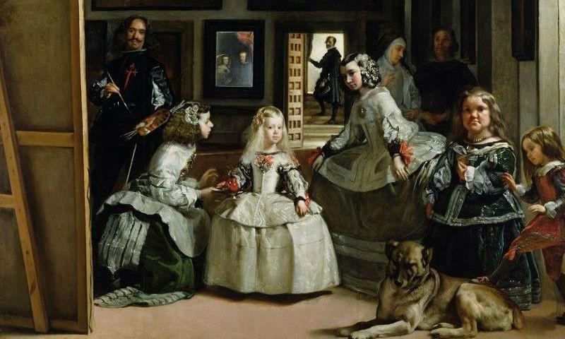 Малоизвестные факты о картине Диего Веласкеса «Менины»