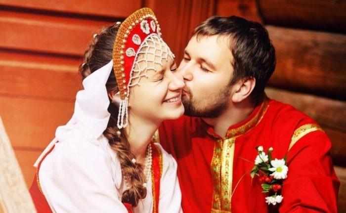 Поцелуйные традиции разных стран
