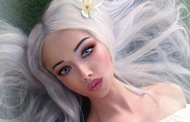 Как выглядит «Одесская Барби» в 33 года