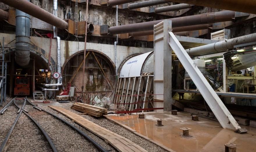 Как прокладывают тоннели для метро