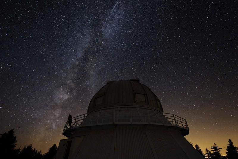 Где лучшие виды на звездное небо