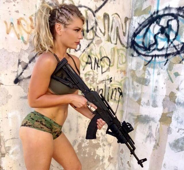 Шеннон Ирке – бывший морской пехотинец Армии США (10 фото)