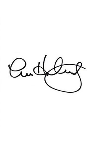 Необычные автографы звезд