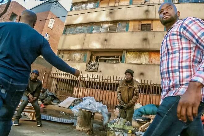 Самый опасный город Африки