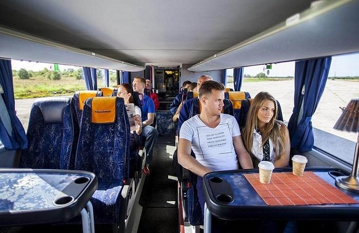 Что нужно знать о поездке на автобусах дальнего следования